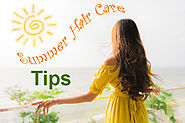 How To Protect Your Natural Hair In The Summer