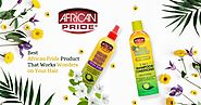 Best African Pride Products That Works Wonders on Your Hair