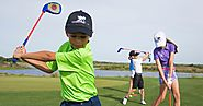 Kids and Junior Golf Lessons | Leadbetter Bangkok Golf Academy