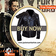 Mad Max Furry Motorcycle Jacket