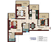 2 & 3 BHK APARTMENTS AT NOIDA EXTENSION