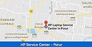 HP Laptop Service Center In Porur - HP Service Center Chennai