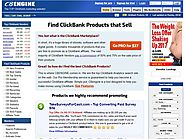 CB Engine Review Learn How To Make Money ON Clickbank EProducts