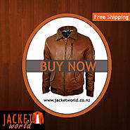 Aviator G-1 leather jacket