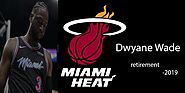 "Lee Tsai Chieh on Twitter: ""Created an image tweet in #RSJ108 of @DwyaneWade's retirement. Article by @TimBontemps in..."