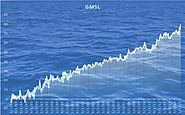 "Lee Tsai Chieh on Twitter: ""Making a chart with excel and photoshop in #RSJ108 of global sea level. We should all con..."