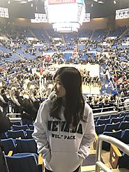 "Lee Tsai Chieh on Twitter: ""This is my first time watching #nevadawolfpack We won th game! By the way I love our scho..."