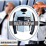 Dominic Toretto Leather Jacket