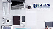INCREASE PRODUCTIVITY WITH KAPPA MANAGED IT SERVICES & support...