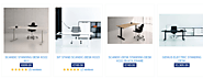 Electric Height Adjustable Desks & Office Tables-Dublin, Ireland |KOS - KOS Ergonomics - Back Care Seating Specialists