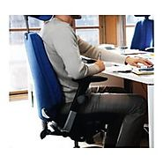 Ergonomic office chair helps severe back pain sufferer