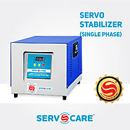 Website at https://www.amazon.in/SERVOCARE-Single-VOLTAGE-STABILIZER-170-270VAC/dp/B07GXF8PJL/