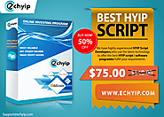 Get Best HYIP Script With 50% Discount Offer