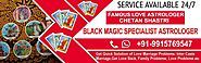Black Magic Specialist Astrologer - Chetan Shastri