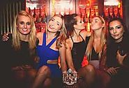 Monday guestlist | Cirque le Soir Table Booking