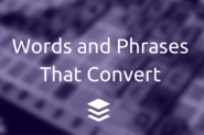 The Ultimate List of Words and Phrases that Convert