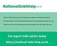 National Debt Help - Get Expert's Debt Solution