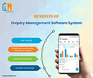 Benefits of enquiry management software system