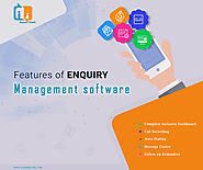 Features of Enquiry Management Software
