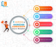 5 Ways to Increase Admission Enquiry Management