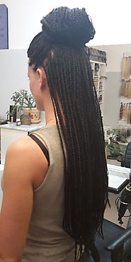 Rastazöpfe and Cornrows| Hair Shop Berlin –Malaika Hair