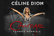"Celine Dion Announces 2019 ""Courage World Tour with 10 Canadian dates."