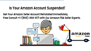 Call to +1-(844)-444-4171 to Reinstated Your Amazon Seller Account