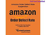 Amazon Order Defect Rate(ODR)