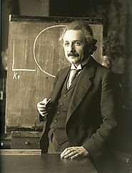 Albert Einstein 14 March 1879 – 18 April 1955