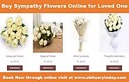SEND SYMPATHY FLOWERS TO YOUR LOVED ONES DURING THEIR TOUGH TIMES
