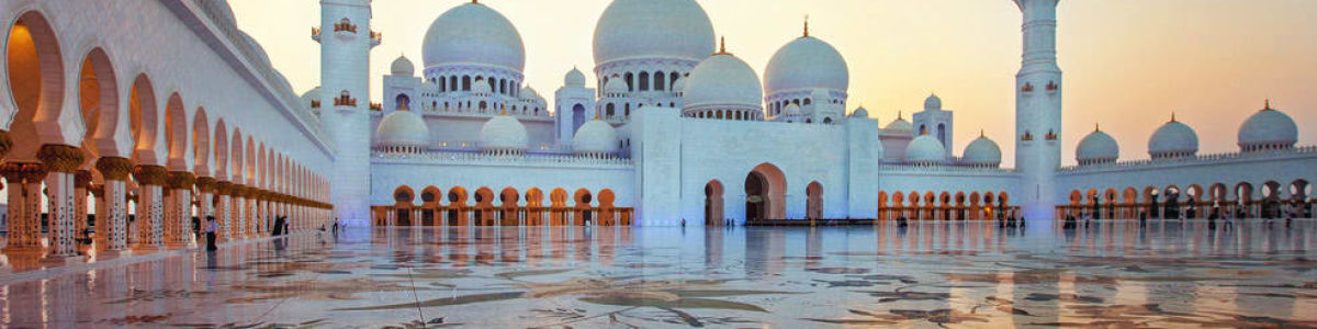 Headline for Ways to Experience the Magnificence of Abu Dhabi - Top Ways to Encounter the Best of Abu Dhabi