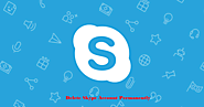 How to Delete Skype Account Permanently in 2019 2019 - Trytechnical