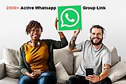 2500+ Active Whatsapp Group Link | Join links Collections (Active) 2019