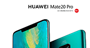 SmartPhone Huawei Mate 20 Pro power and precision