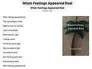 When Feelings Appeared Real