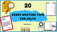 Essay Writing Tips for IELTS