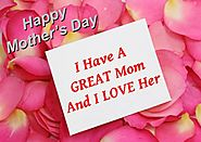 Happy Mother's Day 2019^ Quotes, Wishes, Messages, Images & Cards