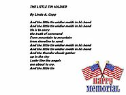"Famous ""Memorial Day Poems"" for Veterans & Church"