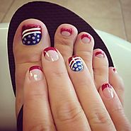 New^ Memorial Day Nails Art, Designs, Ideas Pictures [2019]