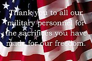 "55 ""Memorial Day Thank You"" Quotes & Sayings, Images, Pictures for Veterans"