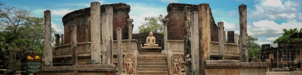 Headline for Must Visit Places in the Ancient City Polonnaruwa – a city full of culture and heritage!