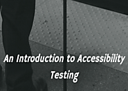 Explain in detail Accessibility Testing.