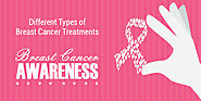 Different Types of Breast Cancer Treatments | Onco Life Cancer Centre