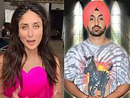 Kareena Kapoor Khan praises upcoming song Diljit Dosanjh for his