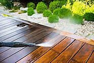 Pressure Washing – Make Cleaning Easier!