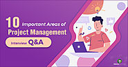 What A PMP Job Interview! [10 Imp Areas of Project Management Interview Q&A]