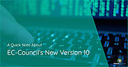 A Quick Note About EC-Councilu2019s New Version [CEH v10] - Mercury