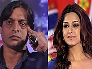 Shoaib Akhtar breaks silence over rumors of falling in love with Sonali Bendre