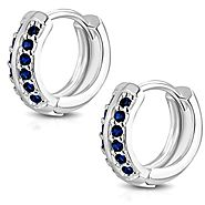 925 sterling silver jewelry | earrings | rings