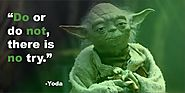 "Noah Lopez on Twitter: ""This weeks #rsj108 tweet comes from the #JediMaster himself, #Yoda. There is no such thing as..."